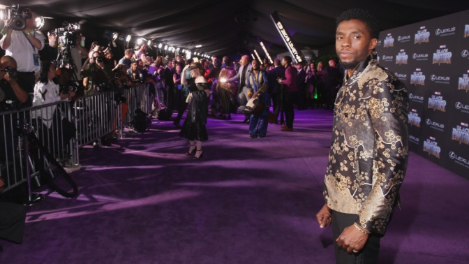 Critics and FANS are RAVING about #BlackPanther after the L.A. screening! [details]