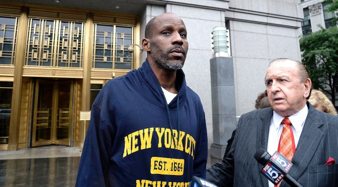#DMX headed BACK to jail after failing MULTIPLE drug tests! [details]