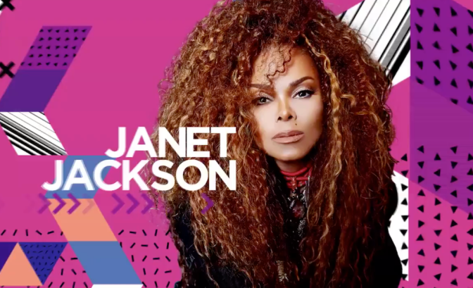 From her lips… #JanetJackson is NOT here for the #SuperBowlLII rumors! [details]