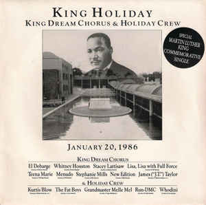 VIBES from the Vault: #MLKDay- #KingDreamChorus 'King Holiday' [vid]