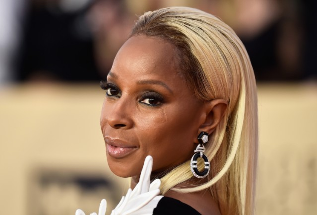 #QueenLatifah CONGRATULATES #MaryJBlige on her HISTORY-MAKING #Oscars nominations! [details]