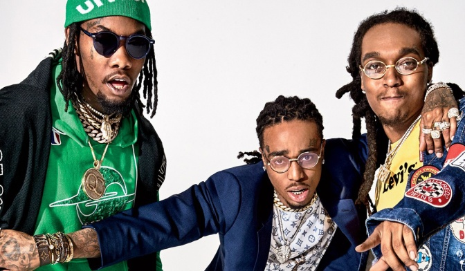 #Migos 'Stir Fry' is the official song of #NBAAllStarWeekend! [vid]