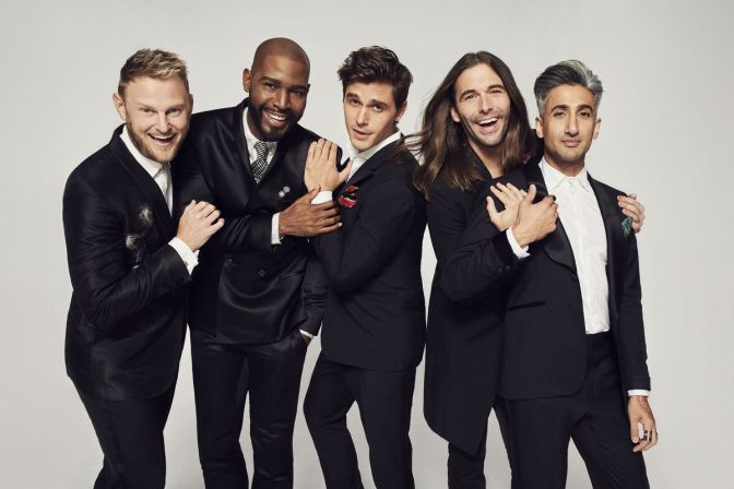 What to expect from #QueerEye reboot on #Netflix! [vid]