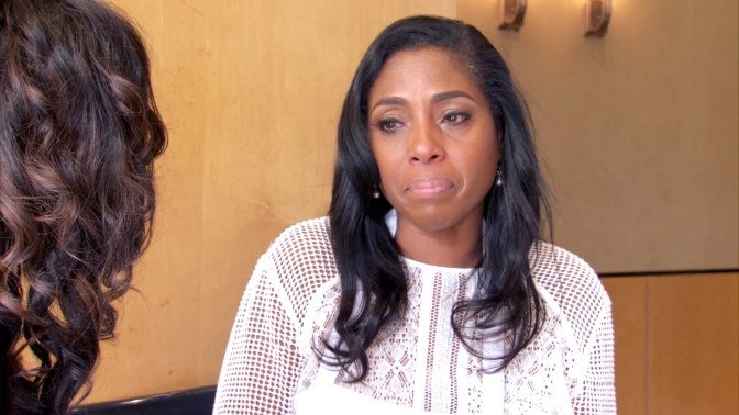 SPLITSVILLE! #Married2Med Dr. Simone Whitmore DIVORCING Cecil after 21 years! [details]