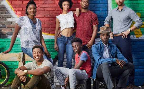 WATCH: #TheChi season 1 ep 3 'Ghosts' [full ep]
