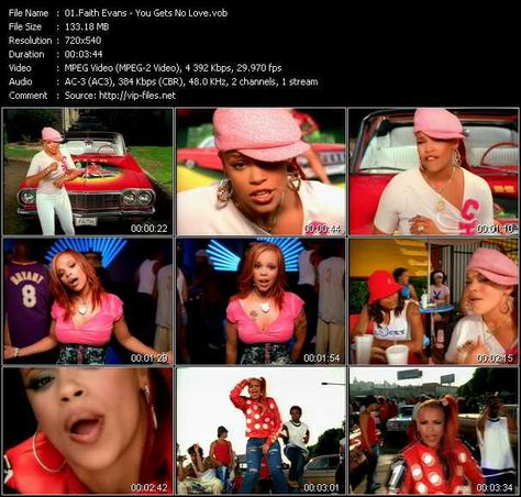 1d5818cac062843820050243b33eef9f--faith-evans-no-love