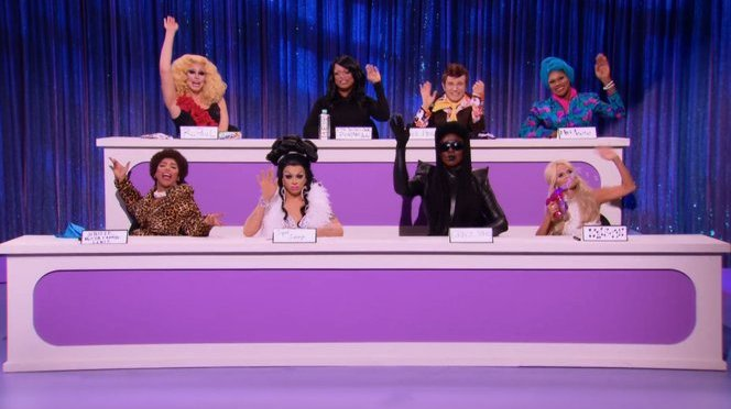 WATCH: RuPaul's DragRace #AllStars3 ep 4 'All-Stars Snatch Program' [full ep]