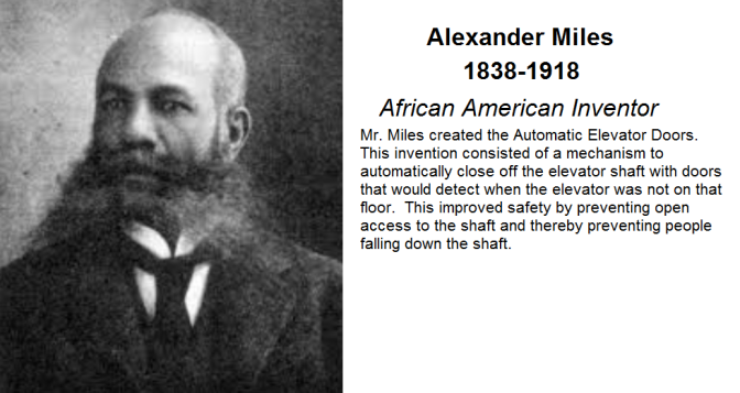 #BlackHistoryMonth Moment: #AlexanderMiles PERFECTED the modern-day ELEVATOR! [details]