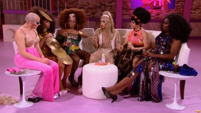 WATCH: RuPaul's DragRace #AllStars3 ep 5 'Pop Art Ball' [full ep]