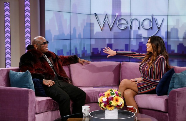 Birdman Jason DeCrow/The Wendy Williams Show