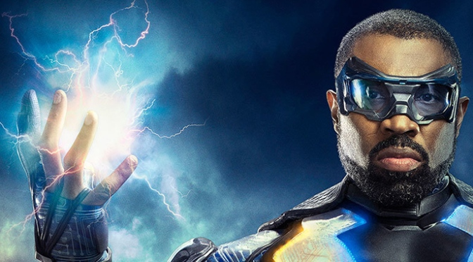 WATCH: #BlackLightning season 1 ep 13 Shadow of Death: The Book of War[full ep]
