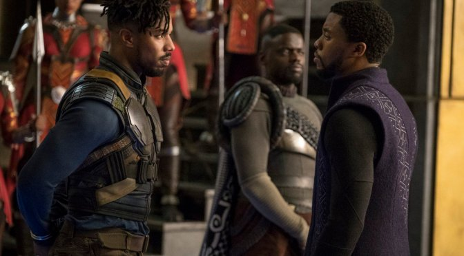 Box Office BOOM: #BlackPanther has a RECORD-BREAKING opening weekend! [details]