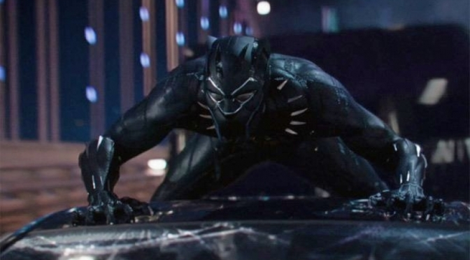 #BlackPanther HITS THEATERS today! The fans are going WILD! [vid]