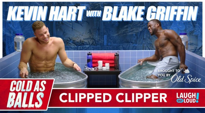 WATCH: #ColdAsBalls #KevinHart talks with #BlakeGriffin! [full ep]
