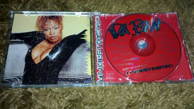 VIBES from the VAULT #DaBrat 'Pink Lemonade' [audio]