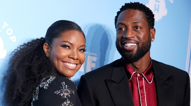 #GabrielleUnion + #DwyaneWade send 'Boys & Girls Clubs to see #BlackPanther & DONATE money TOO! [vid]