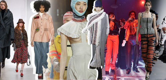The BEST of #NYFW Fall/Winter 2018-19 via #MarcJacobs #MichaelKors #OscarDeLaRenta #TheBlonds #RafSimons & MORE! [vid]