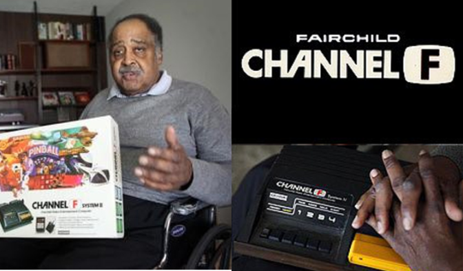 #BlackHistory Moment: #JerryLawson- Modern video game pioneer! [details]