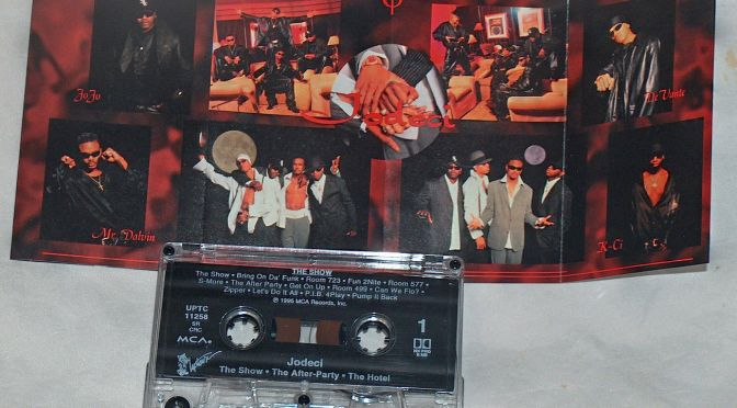 WAKE UP JAM: #Jodeci 'Get On Up' [vid]