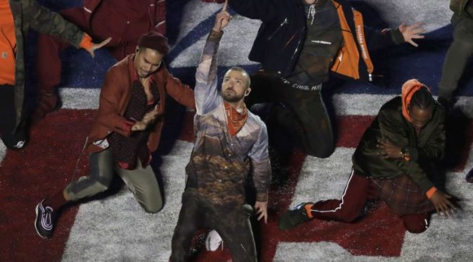 The GOOD the BAD & the UGLY of #JustinTimberlake's halftime show!