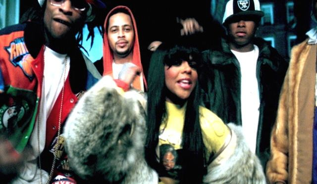 On This Day.. 15 years ago #LilKim UNLEASHED 'The Jump Off'! [vid]