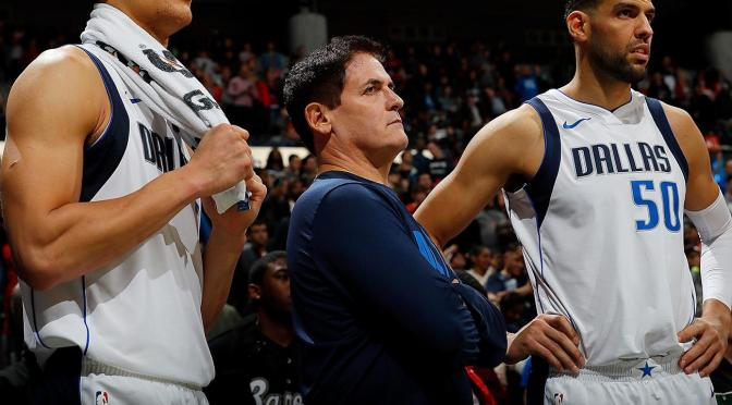 #MarkCuban UNDER FIRE for keeping employee after 2 domestic violence incidents! [details]