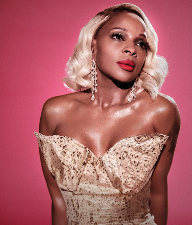 MAG TAG: #MaryJBlige is a VISION for 'New York' mag! [pics]