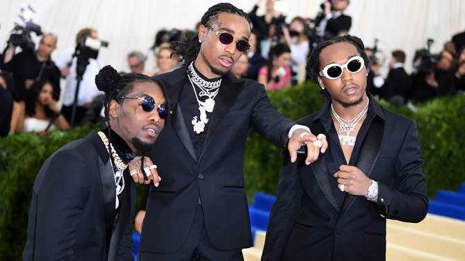 #Migos to PERFORM on #SNL in March with #CharlesBarkley as HOST!