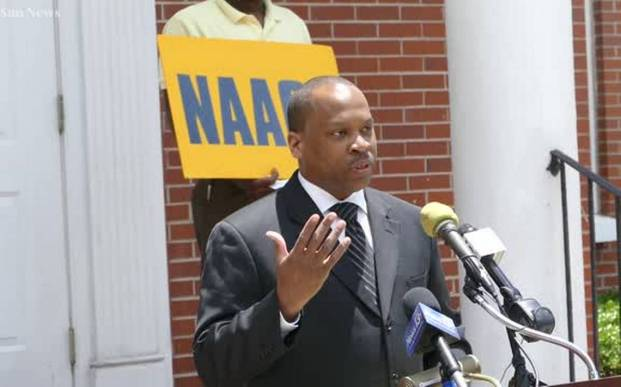 NAACP leaders discuss _Operation Bike Week Justice_