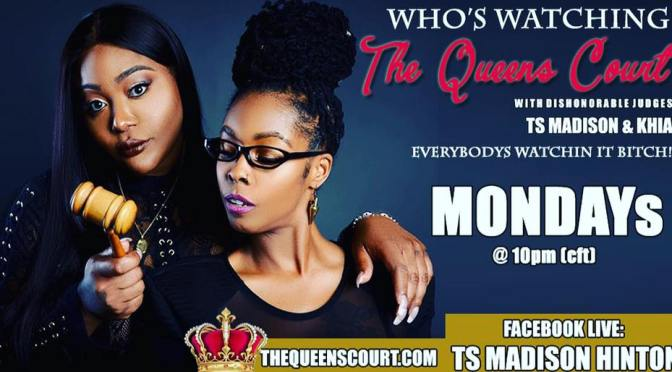#TheQueensCourt MELTDOWN! #Khia makes #TSMadison CRY, #MoNique pleads! [vid]