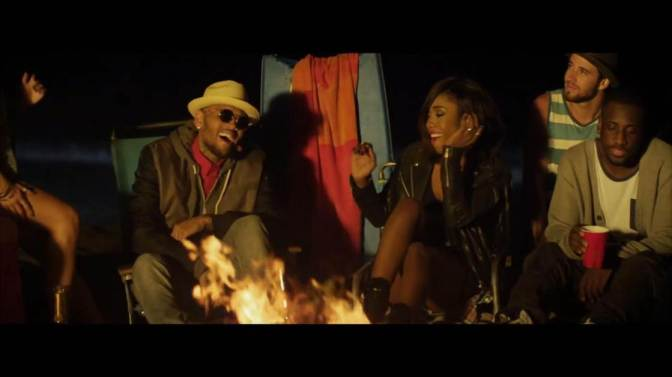 Moods & Moments: #SevynStreeter 'It Won't Stop' feat. #ChrisBrown [vid]