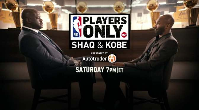 Are you WATCHING #ShaqandKobe?? [vid]