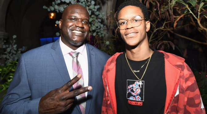 #ShaquilleOneal's son DE-COMITS to #Arizona after #SeanMiller SCANDAL! [details]