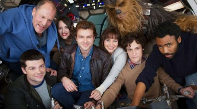 WATCH the trailer for #Solo A Star Wars Story HERE! [vid]