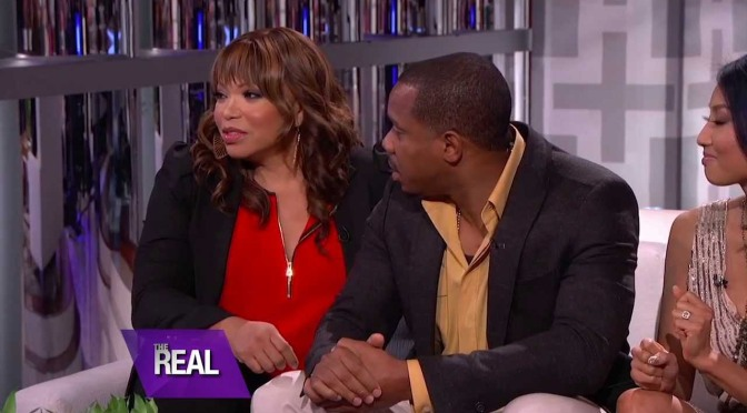 SPLITSVILLE! #TishaCampbell files for DIVORCE from #DuaneMartin after over 20 years of marriage! [details]