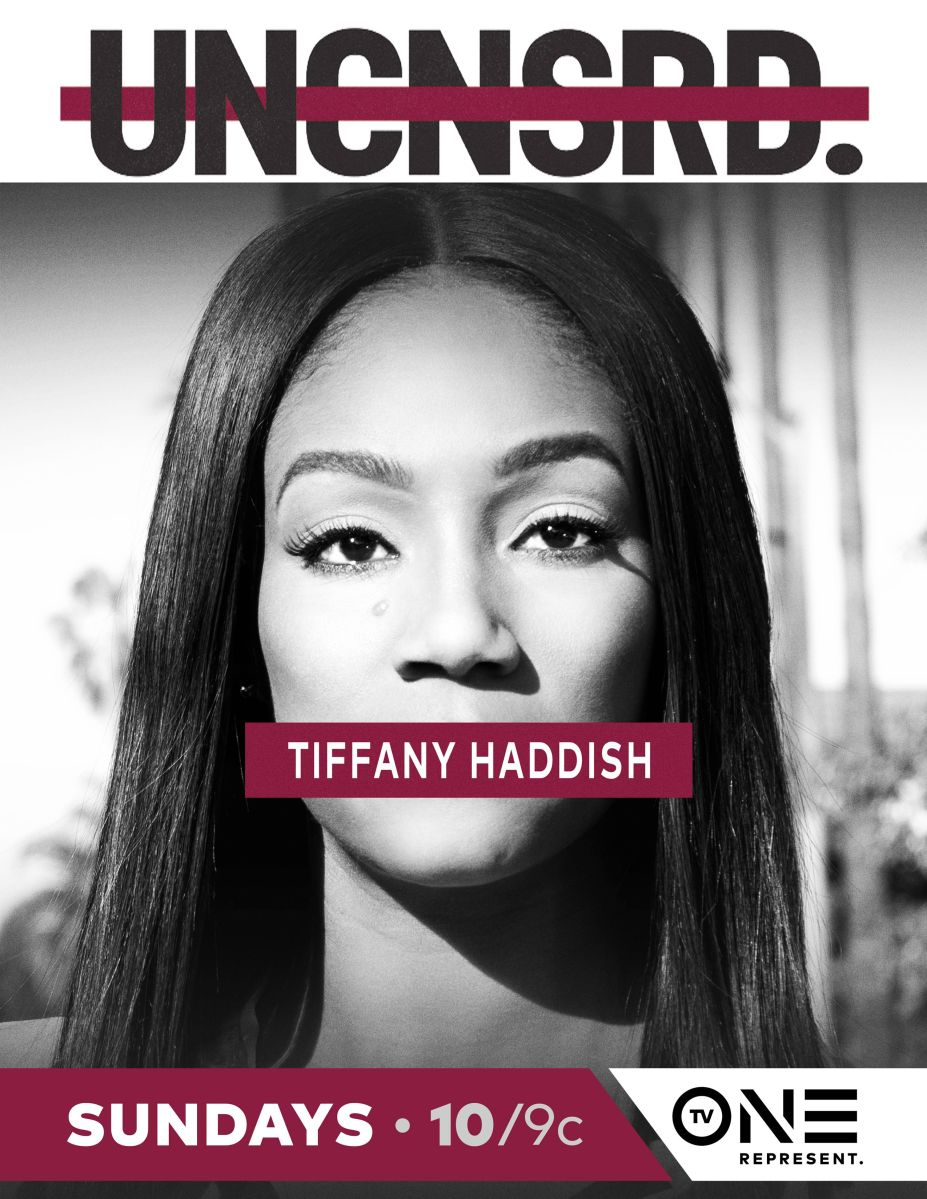 WATCH: #Uncensored season 1 ep 1 'Tiffany Haddish' [full ep]