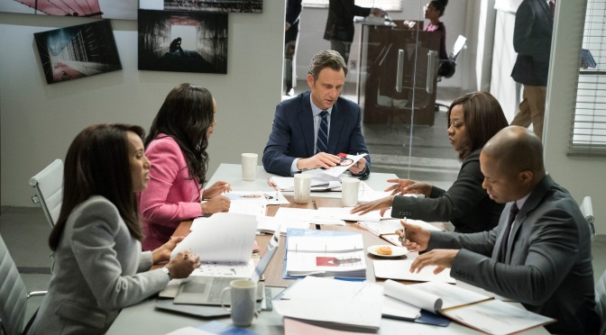 1st LOOK: #HowToGetAwayWithScandal crossover episode is TONIGHT!