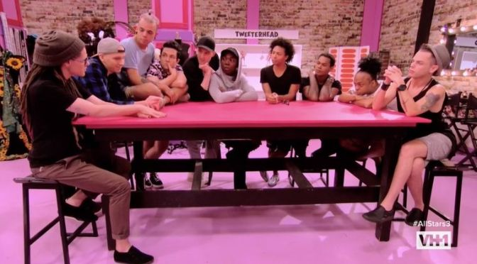 WATCH: RuPaul's DragRace #AllStars3 ep 6 'Handmaids to Kitty Girls' [full ep]