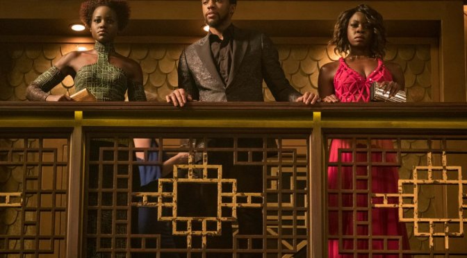 #BlackPanther reaches a BILLION dollars worldwide box office sales! [details]