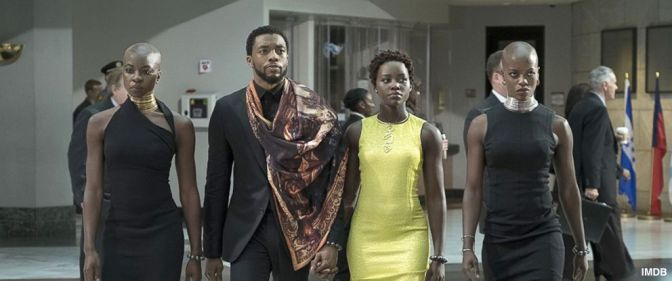 #BlackPanther sets another record..MOST TWEETED movie in HISTORY! [details]
