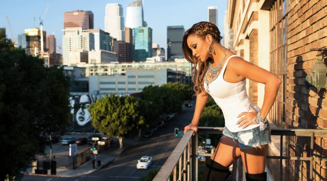 NEW MUSIC #ChanteMoore 'One Love' feat. #LewisSky  [audio]