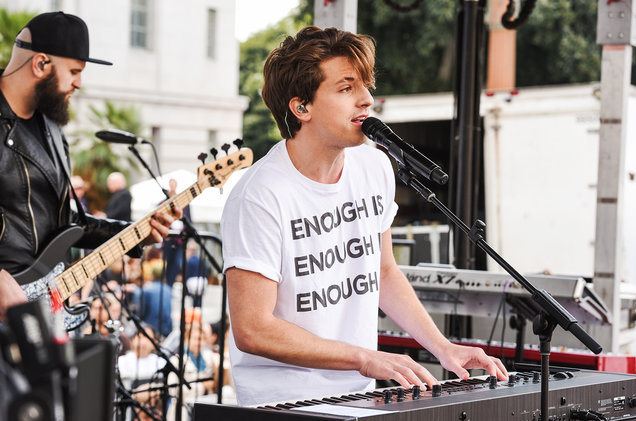 NEW VIDEO: #CharliePuth addresses #MarchForOurLives in 'Change' video! [vid]