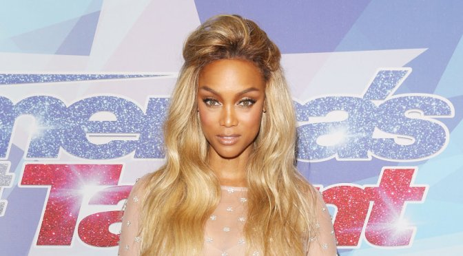 #TyraBanks RECALLS having 'NO budget' for #ANTM season 1! Contestants wore her clothes! [vid]