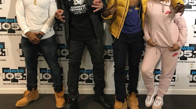 #DJEnvy STORMS OUT OF #DesusandMero interview for comments about his WIFE! [video]