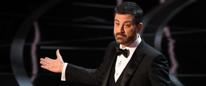 #JimmyKimmel's monologue jabs at #Trump, #HarveyWeinstein and MORE! [vid]