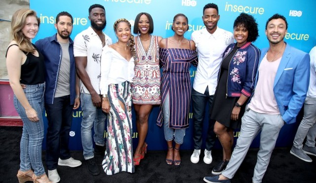 #InsecureHBO season 3 taping has BEGUN! Snaps from the set! [pics]