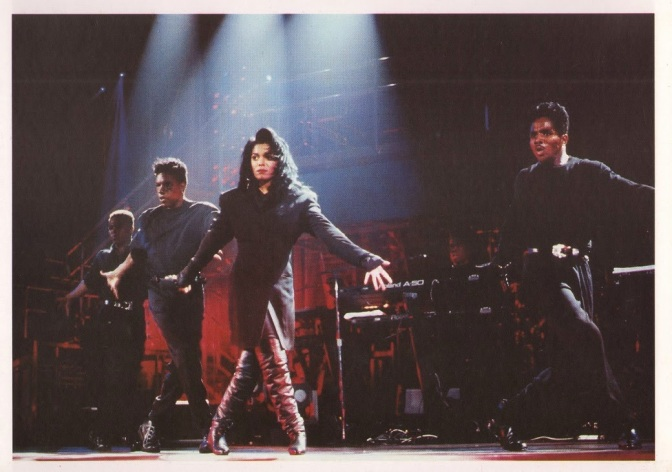 On This Day..#JanetJackson kicks off DEBUT WORLD TOUR #RhythmNation in 1990! [vid]