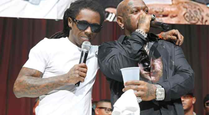 #LilWayne & #Birdman working on SQUASHING BEEF…slowly! [vid]