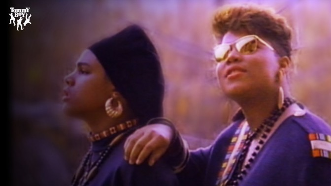 Sunday Energy Shot: #QueenLatifah 'Ladies First' feat. #MonieLove [vid]