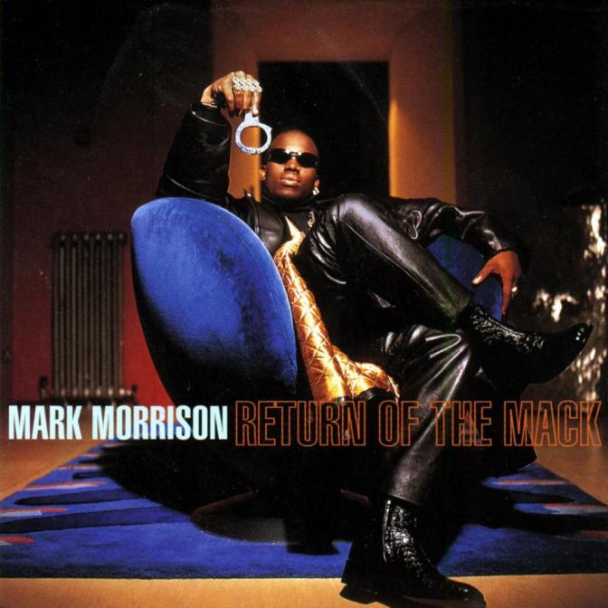 On This Day… 22 years ago #MarkMorrison released 'Return of the Mack'! [vid]